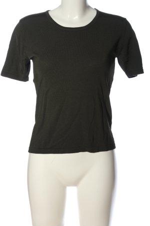 More & More Strickshirt hellgrau Casual-Look