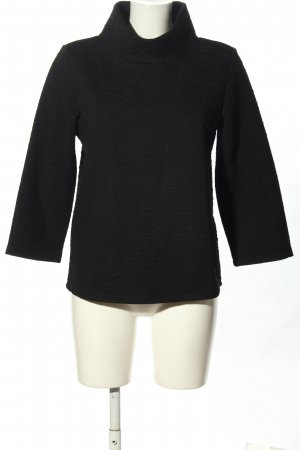 """More & More Sweat Shirt """"W-atfrfw"""" black"""
