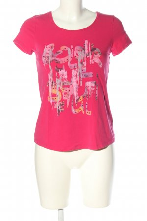 More & More T-Shirt pink Casual-Look