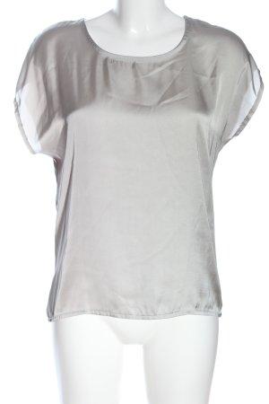 More & More T-Shirt hellgrau Casual-Look