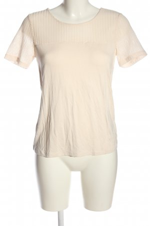 More & More T-Shirt creme Casual-Look