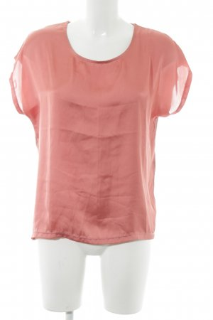 More & More T-Shirt rosa-apricot Casual-Look