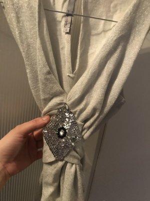 More & More Bustier zilver