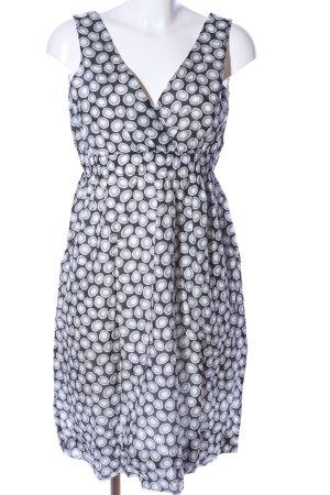 More & More Sukienka na ramiączkach Abstrakcyjny wzór W stylu casual