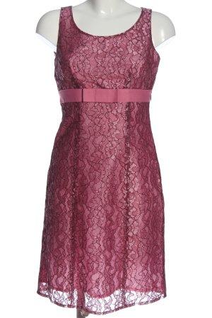 More & More Trägerkleid pink Elegant