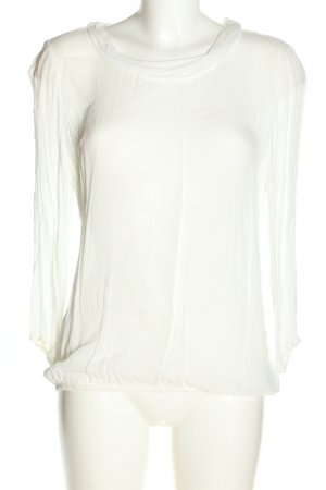 More & More Transparent Blouse white casual look