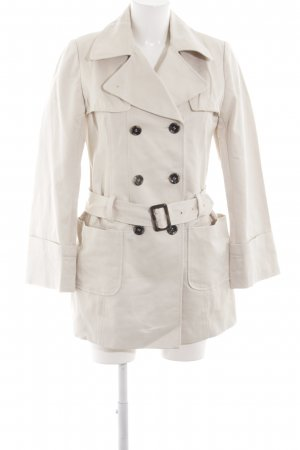More & More Trenchcoat wollweiß Casual-Look