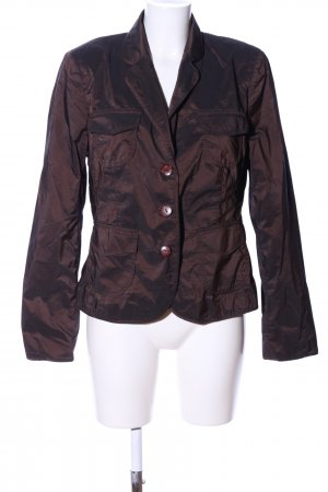 More & More Tweed Blazer brown casual look
