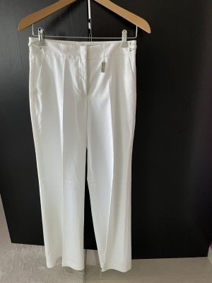 More & More Low-Rise Trousers white