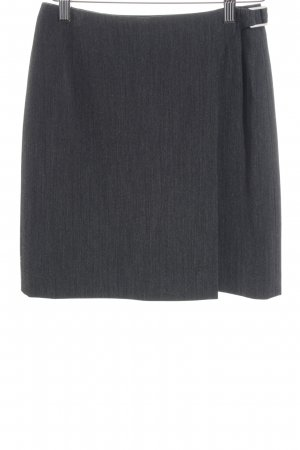 More & More Wraparound Skirt grey business style