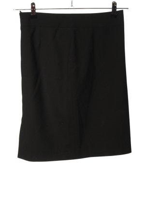 More & More Wollen rok zwart casual uitstraling
