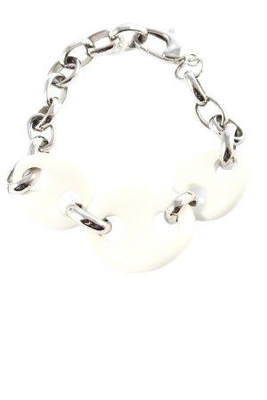 Morellato Silberarmschmuck weiß-silberfarben Elegant