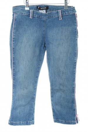 Morgan 7/8 Jeans blau Casual-Look