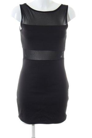 Morgan A-Linien Kleid schwarz Elegant