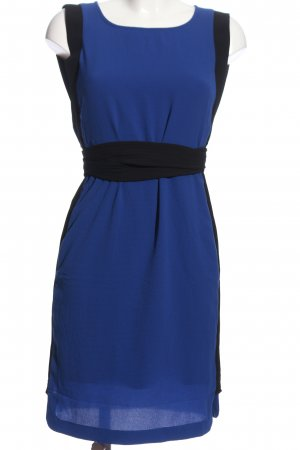 Morgan Abendkleid blau-schwarz Business-Look