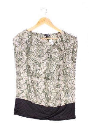 Morgan Ärmellose Bluse Größe 40 olivgrün aus Polyester