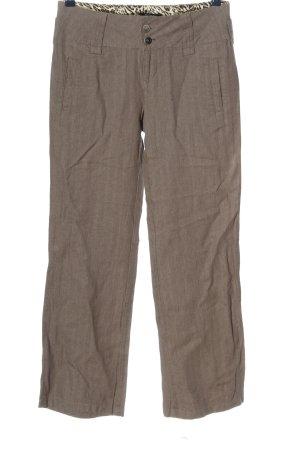 Morgan Baggy Pants light grey casual look
