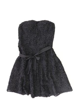 Morgan Sukienka z dekoltem typu bandeau czarny Poliester