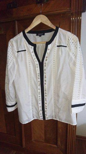 Morgan Ruche blouse veelkleurig