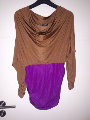 Morgan Kimono Blouse bronze-colored-lilac
