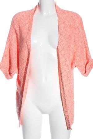 Morgan Cardigan pink Zopfmuster Casual-Look