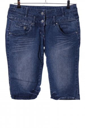Morgan de Toi 3/4 Jeans blau Casual-Look