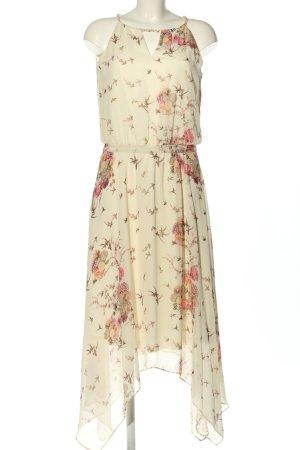 Morgan de Toi Szyfonowa sukienka Na całej powierzchni W stylu casual