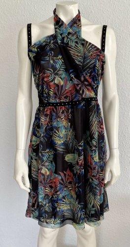 Morgan de Toi Kleid Gr. 38 mehrfarbig