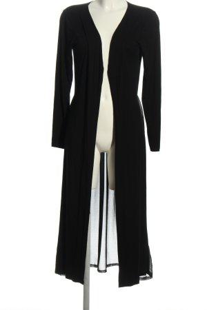 Morgan de Toi Długa kurtka czarny W stylu casual