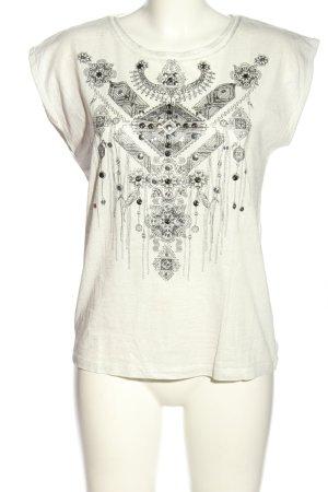 Morgan de Toi Print-Shirt