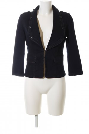 Morgan Jeansblazer blau Casual-Look