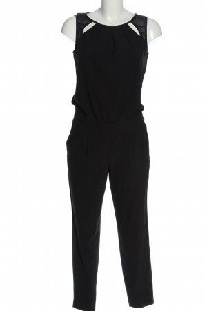 Morgan Langer Jumpsuit schwarz Casual-Look