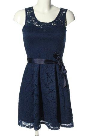 Morgan Mini Abito blu modello web elegante