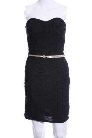 Morgan Schlauchkleid schwarz Elegant