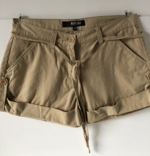 MORGAN Shorts in Beige Gr. 40