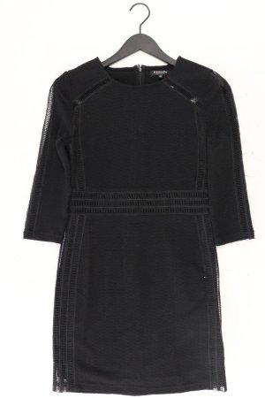 Morgan Vestido elástico negro Poliéster