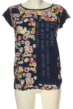 Morgan Camiseta estampado floral look casual