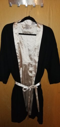 H&M Dressing Gown black-rose-gold-coloured