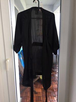 H&M Badjas zwart
