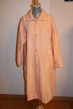Bathrobe apricot cotton