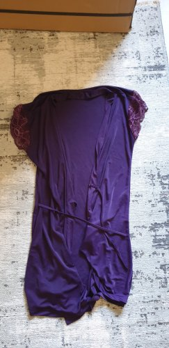 Dressing Gown dark violet
