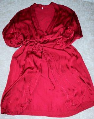 Palmers Bata rojo oscuro tejido mezclado