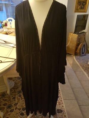 Classic Elegance Badjas zwart