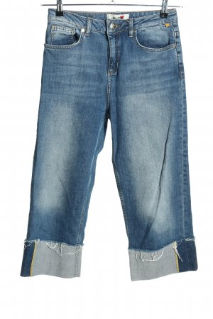 Mos Mosh 3/4 Length Jeans blue casual look