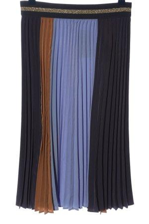 Mos Mosh Plisowana spódnica Wielokolorowy W stylu casual