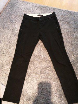 Mos Mosh Pantalone di lana nero