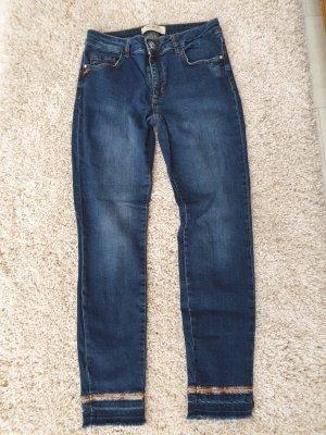 Mos Mosh Jeans mit Pailletten,  Gr. 28