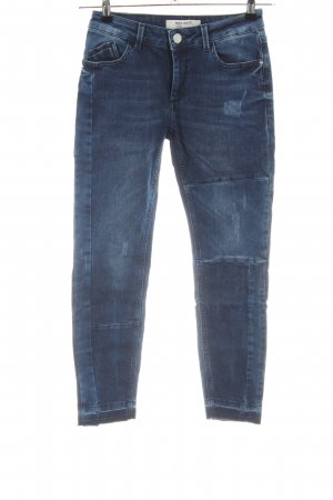 Mos Mosh Carrot Jeans blue casual look