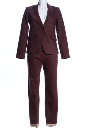 Mos Mosh Tailleur brun style d'affaires