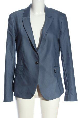Mos Mosh Kurz-Blazer blau Business-Look